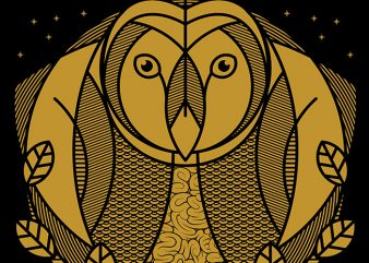 Owl Night t shirt design online