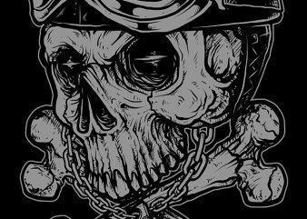 Dead Rider t shirt design png