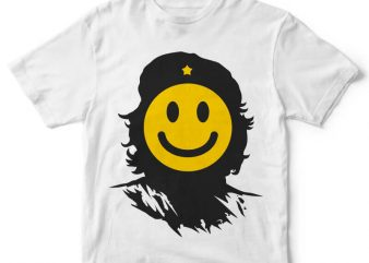Che Smile tshirt design
