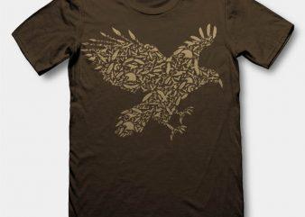 Eagle Vector t-shirt design