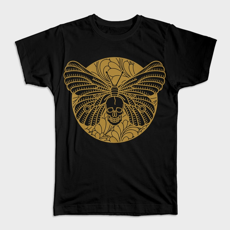 Butterskull tshirt-factory.com