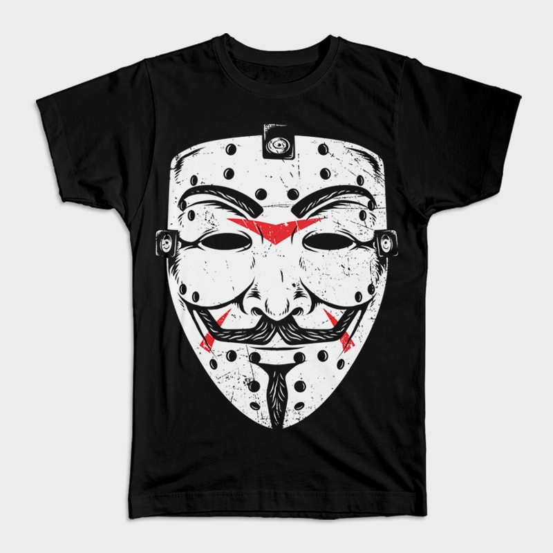 Friday Anonymous t shirt designs for merch teespring and printful