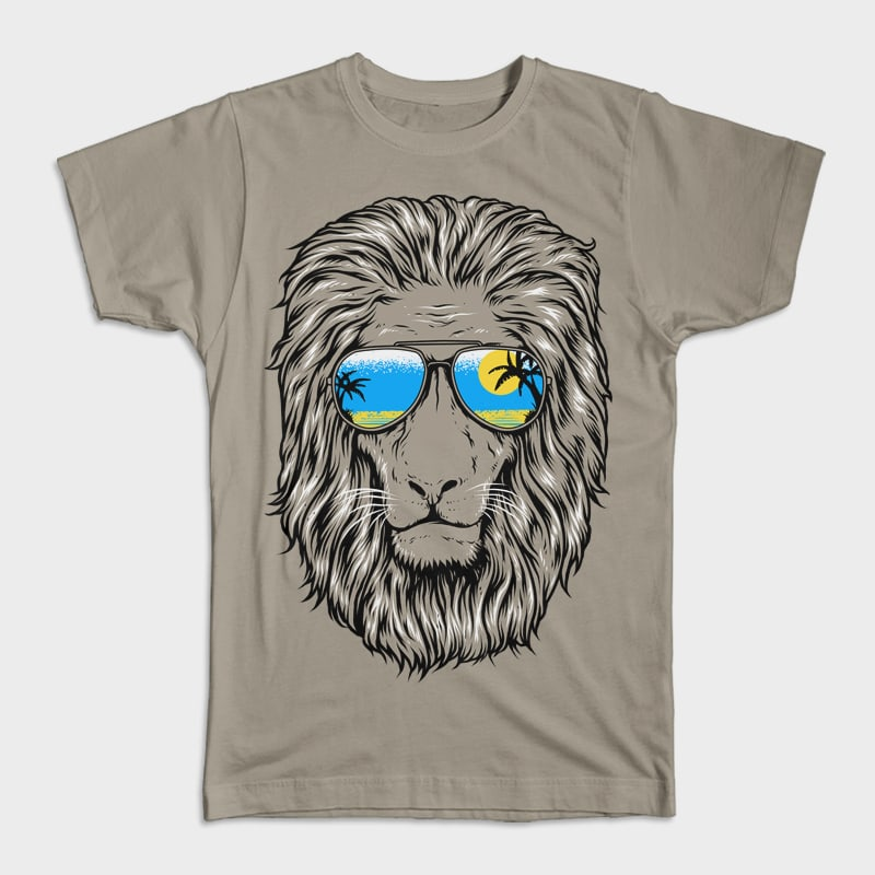 King of Summer t shirt designs for sale