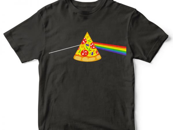 Prismzza t-shirt design