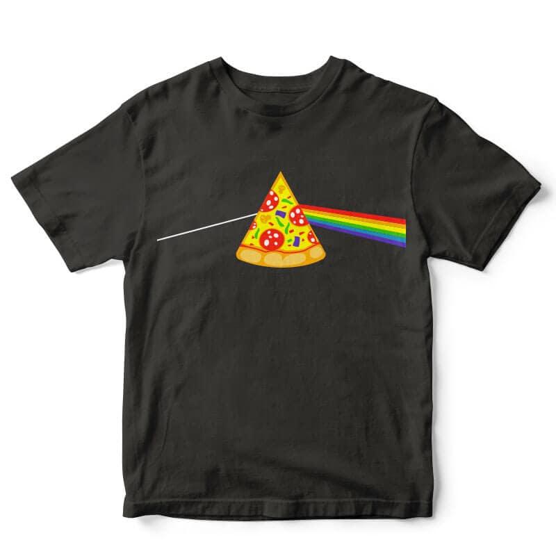 Prismzza t-shirt design vector shirt designs