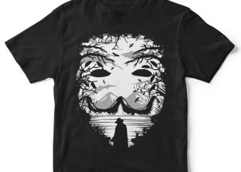 The Mask t shirt designs for sale