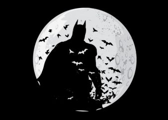 dark knight tshirt design for sale