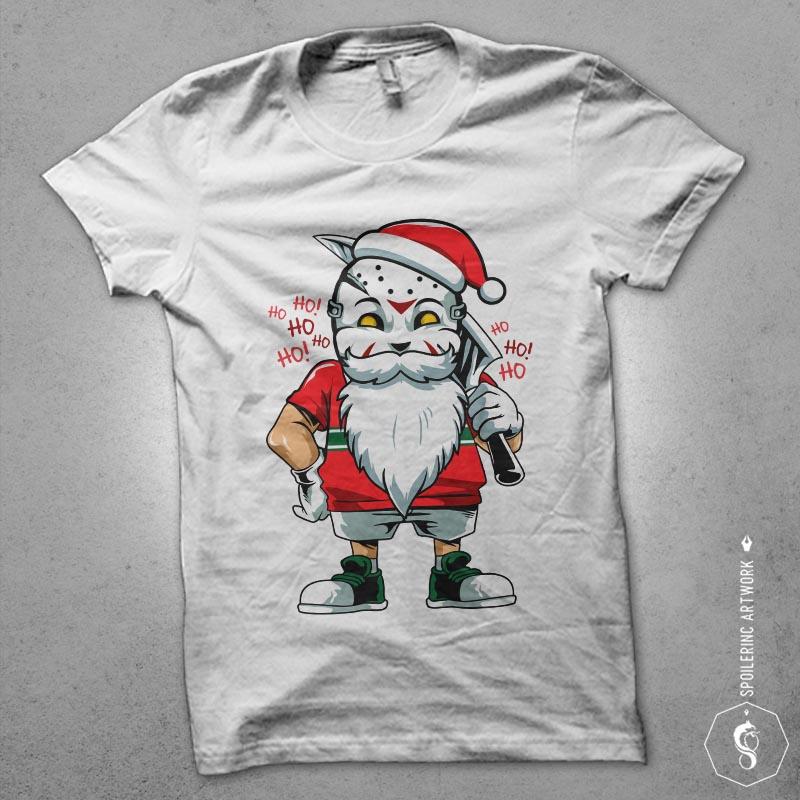 another santa buy t shirt designs artwork