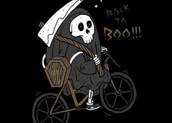 Back to Boo t shirt design to buy