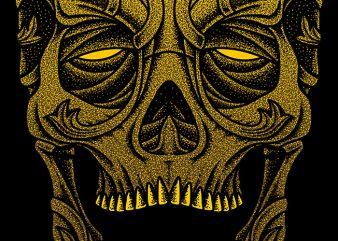 Dark Carver buy t shirt design for commercial use