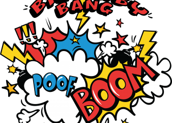 Baby boom vector t-shirt design for commercial use