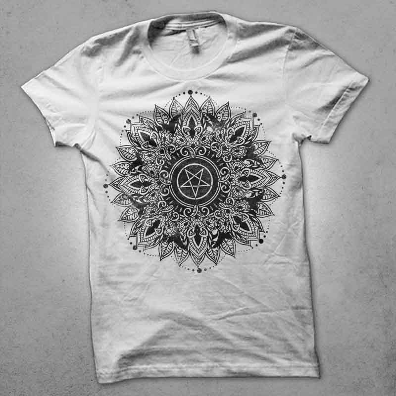 dark star commercial use t shirt designs