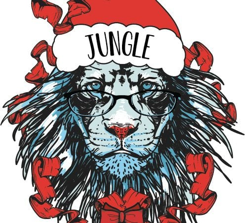 Jungle all the way buy t shirt design for commercial use