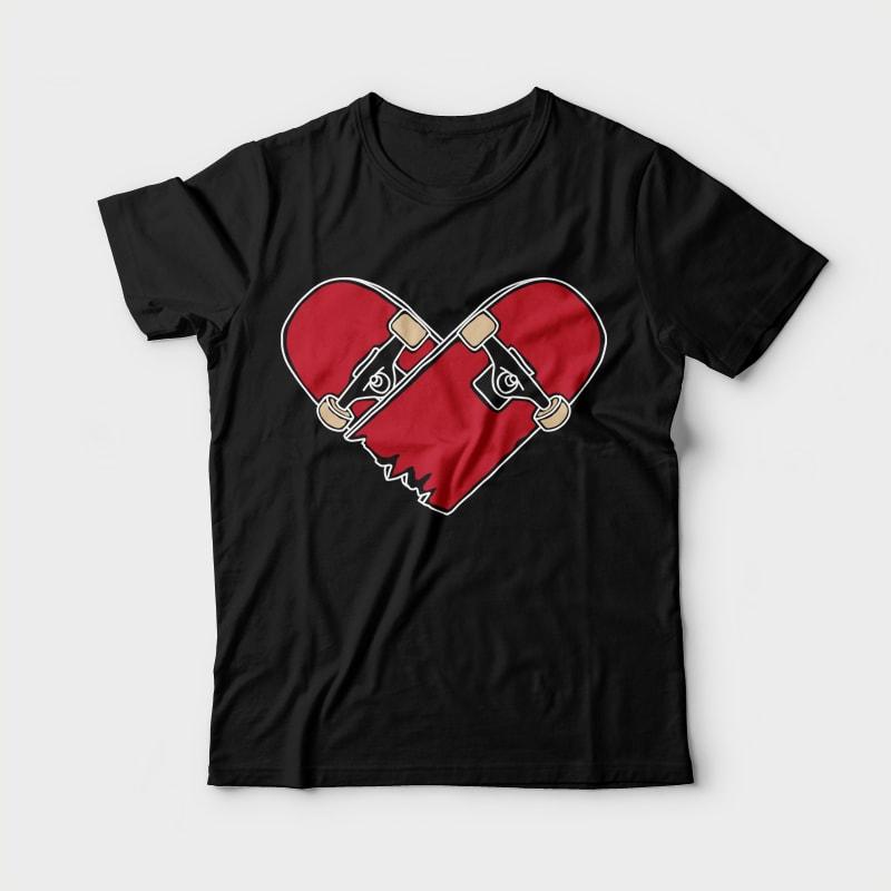 Heartboard buy t shirt designs artwork