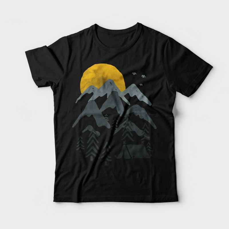 Roam t shirt designs for teespring