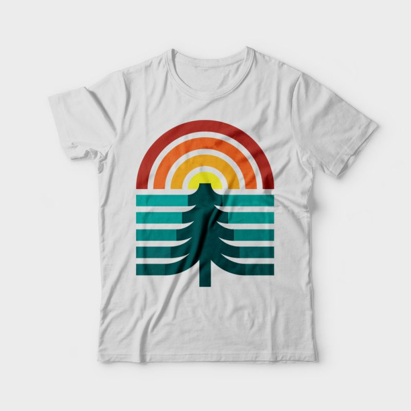 Tree buy t shirt designs artwork