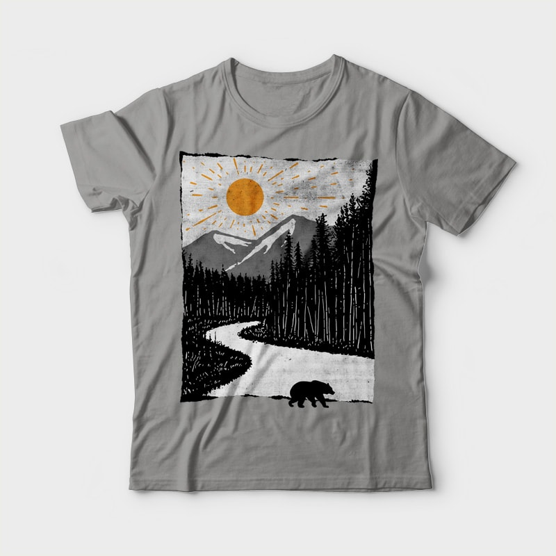 Wild commercial use t shirt designs