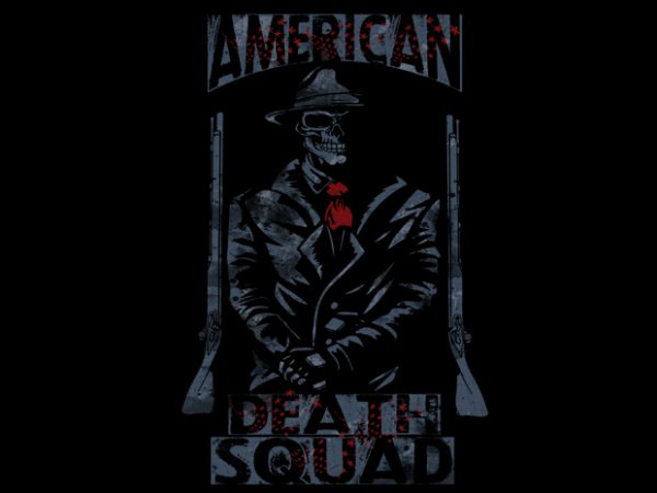 all american t shirt vector