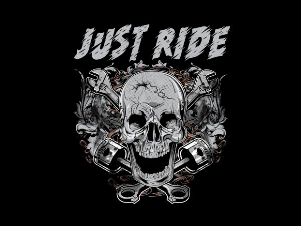Biker Hot Rod buy t shirt design for commercial use