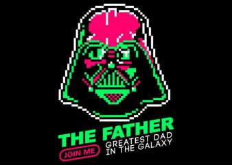 The father t shirt designs for sale