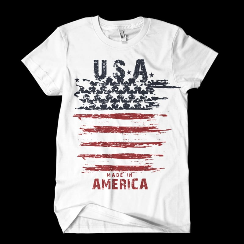 made in usa t shirt design t shirt design graphic