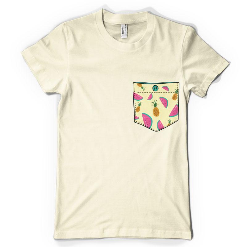 pocket t shirt designs for printful