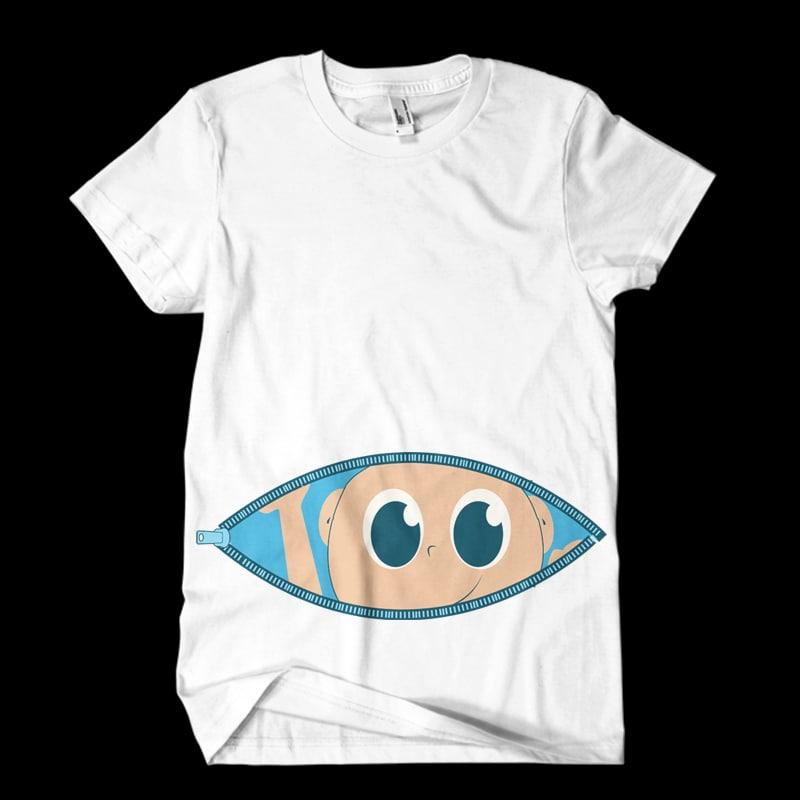 baby buy t shirt design
