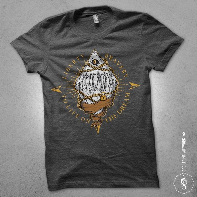 forbidden one Vector t-shirt design vector shirt designs