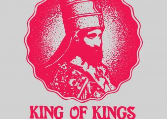 King Of Kings Island t shirt vector art