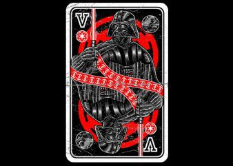 King Of The Darkside Graphic t-shirt design