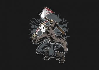 Night Slayer Graphic t-shirt design