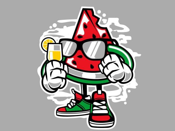 Stay Fresh Vector t-shirt design