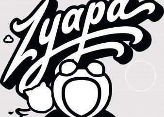 Zyapa Funny T-shirt Design