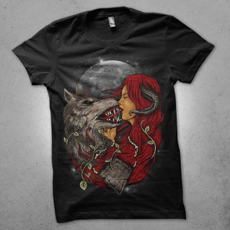 bitch and the beast t shirt designs for merch teespring and printful