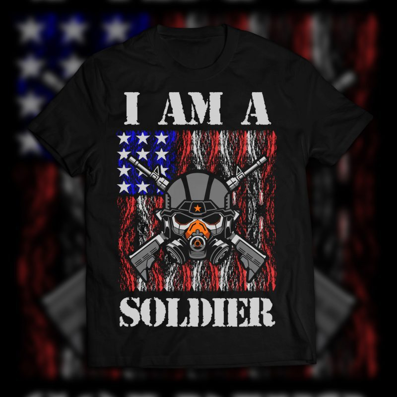 Military black ops T-shirt template design commercial use t shirt designs