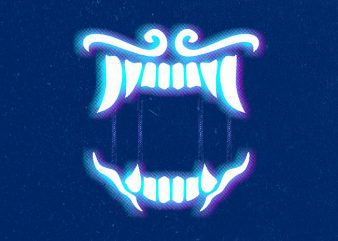 GLOWING KISS Graphic t-shirt design