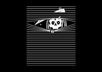 Lurk t shirt vector graphic