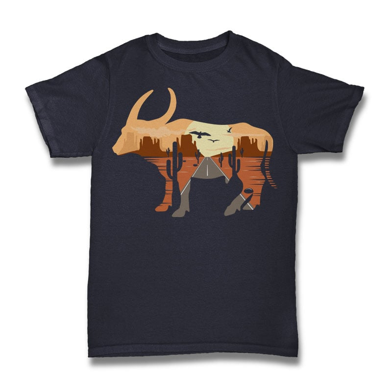 Buffalo Tshirt Design tshirt factory