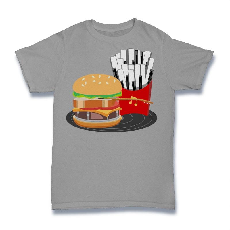 Fast Music Tshirt Design tshirt factory
