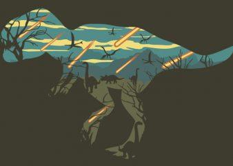 TRex Tshirt Design