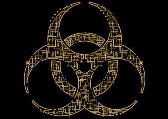 Biohazard Tshirt Design