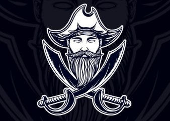 Pirates T-shirt Design