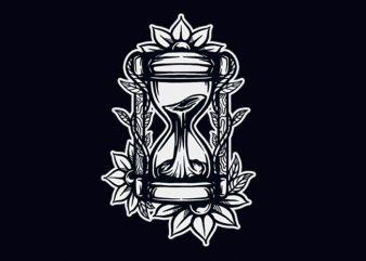 hourglass graphic t shirt