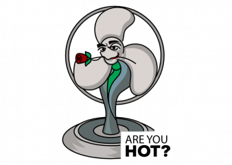 Are you hot funny spanish fan summer and heat saying t shirt design