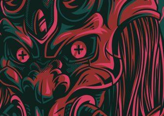 True Blood T-Shirt Design