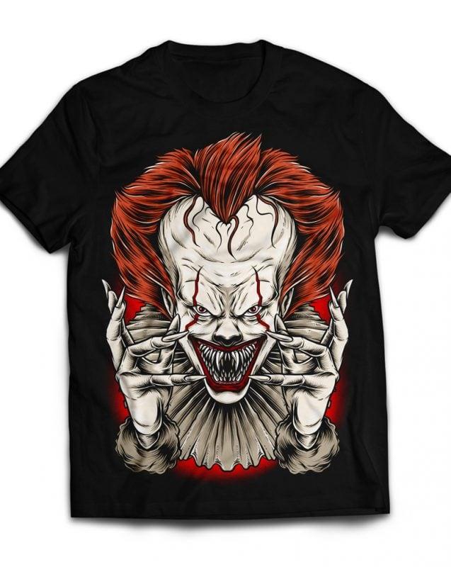 Clowns buy t shirt design