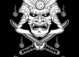 shogun tshirt design