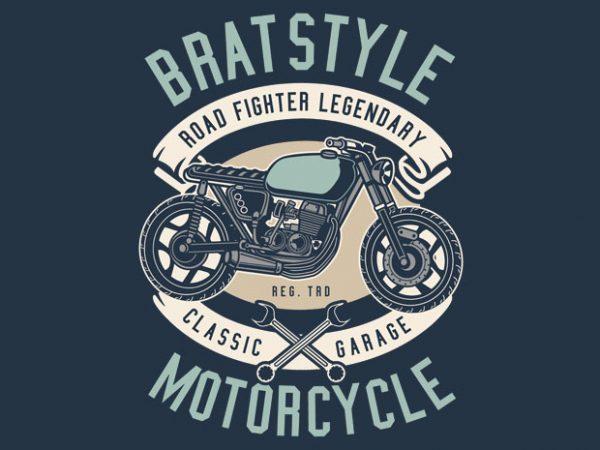 Brat Style Tshirt Design
