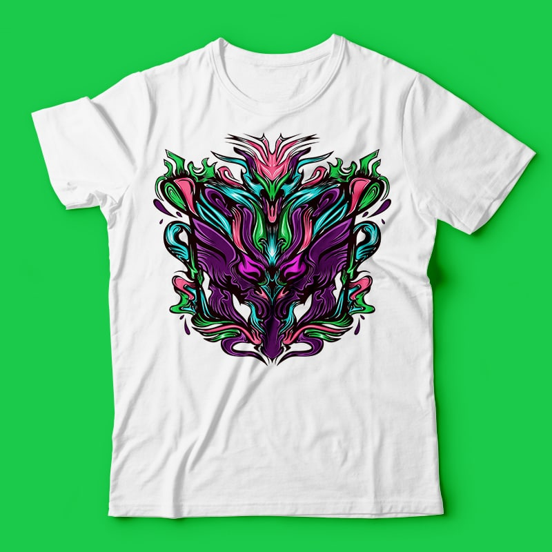 Ukia vector shirt designs