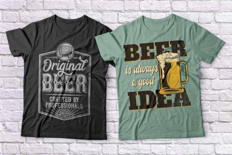 104 t-shirt designs bundle
